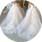 Lace Flower Girl Dresses Perth