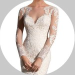 Wedding Dresses Perth with Sleeves
